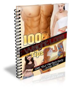 """FREE REPORT: 100 Weight Loss Tips EVERY Fitness Enthusiast Should Know!"" 100 Weight Loss Tips for Women Over 40! http://simplyfitathome.com/weight-loss-tips/"