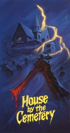 This movie is creepy as all hell. Such acting that you don't know if they suck or are just amazing.  58. The House by the Cemetery (1981)