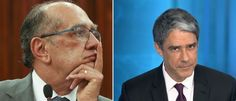 Noticias ao Minuto - Justiça manda recolher livro que cita papo entre ministro e Bonner