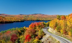 I must see Maine in the fall