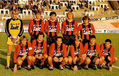 EQUIPOS DE FÚTBOL: ROYAL DE LIEJA 1983-84