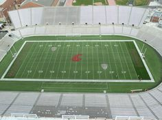 Martin Stadium from The Cougar Football Project Tower Crane.