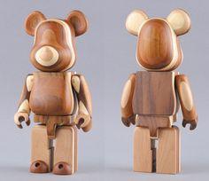 400% Bearbrick-  #onekingslane #designisneverdone