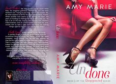 Bookworm Bettie's: Cover Reveal & Giveaway ~ Undone (Unexpected #2) by Amy Marie