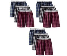 Fruit of the Loom Boxer Shorts is a great boxer shorts for men.Know more about this shorts and get Discount on it.