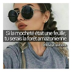 Punchline Rap, Nasty Quotes, Some Jokes, Bitch Quotes, Inspirational Quotes Pictures, French Words, Teen Life, Girl Power, Cool Words