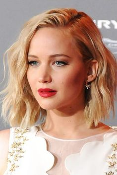 "Which Bob Haircut Is Right For YOU? #refinery29  http://www.refinery29.com/bob-lob-haircuts#slide-1  If you have: long, chunky layersTry: a soft, A-line bobLayers can be a trap when you have long hair: Not only do they require a lot of styling to look good, but they can easily make you think you need length to pull off a lived-in, bedhead-y style. The solution? ""Bring up the length so the bottom layers live closer to the shortest layer, so it..."