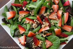 Stawberry Snap Pea Salad-6