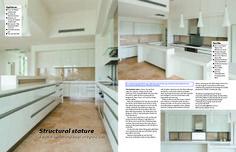 Kitchens Bathrooms Quarterly 18.2 Bathrooms, Kitchens, Kitchen Cabinets, Home Decor, Decoration Home, Bathroom, Room Decor, Full Bath, Cabinets