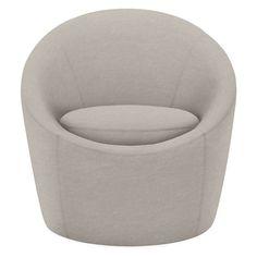 Room & Board - Crest Swivel Chair