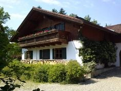 Ferienhof Arche Alpines Steinschaf in Edling/Chiemsee