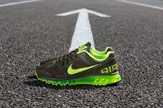 IMG 2289 Nike Air Max+ 2013   Dark Loden & Volt