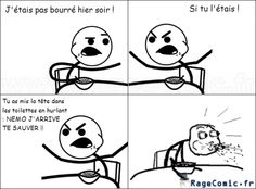 """Lol the french version of """"I wasn't that drunk..."""""""
