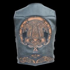 Leather Vest, Leather Backpack, Biker, Wolf, Dragon 2, Thor, Mens Fashion, Backpacks, Writing Ideas