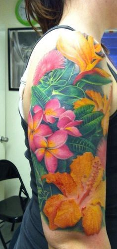 Another gorgeous sleeve
