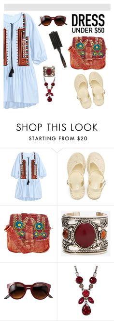"""""""Frugal fashionista"""" by adduncan ❤ liked on Polyvore featuring H&M, Givenchy and Dressunder50"""