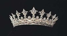 """love-romanov: """" Alice of Hesse-Darmstadt's tiara was a gift from her mother, Queen Victoria of England. """""""