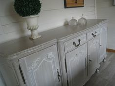 IMG_0014 Buffet, Cabinet, Storage, Furniture, Chalk Painting, Home Decor, Dressers, Wood, Fabric Purses