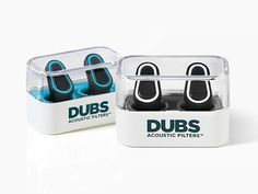 'DUBS Acoustic Filters' Advanced-Tech Earplugs