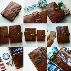 Filofax Malden, Bespoke Design, Travelers Notebook, Planners, Pocket, Wallet, Ring, Videos, Photos