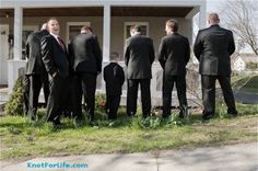 Fun Wedding Poses | Funny Posed Photographs