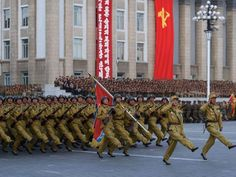 """Elite North Korean soldiers are being armed with """"nuclear backpacks"""", a source has claimed as tensions increase over the authoritarian state's attempts at military escalation."""