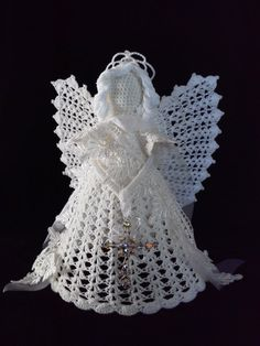 Crocheted Angel https://www.etsy.com/shop/AngelsandTreasures?ref=l2-shopheader-name