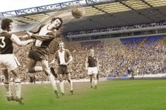 Birmingham City then and now: Old images of St Andrew's blended with images of the stadium today - Birmingham Mail