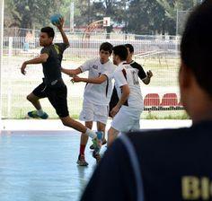 Fogueo para las selecciones de handball de Aguascalientes ~ Ags Sports