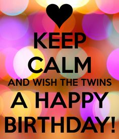 Another Year Older Anthony Y Sebastian 6 Keep Calm Birthday