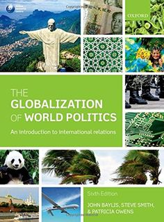Sociology 6th edition by anthony giddens gie pinterest 199656177 the globalization of world politics an introduction to international relations books fandeluxe Images