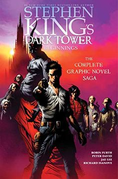 Buy Stephen King's The Dark Tower: Beginnings Omnibus by Jae Lee, Peter David, Richard Isanove, Robin Furth, Stephen King and Read this Book on Kobo's Free Apps. Discover Kobo's Vast Collection of Ebooks and Audiobooks Today - Over 4 Million Titles! Dark Tower Art, The Dark Tower, Jae Lee, Robin, Stephen King, Comics Story, David, Book Images, E 10