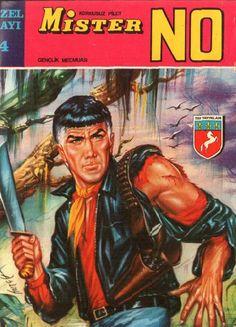 Mister No, Sergio Bonelli ve Galliano Ferri ikilisinin yarattığı çizgi roman ve baş karakter. İtalya'da 1975 Haziran ayında ilk serüveni yayımlanmıştır.