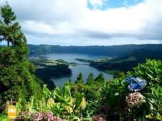 Visit São Miguel island and discover one of the most beautiful places in Portugal. If you're a nature lover and enjoy amazing landscapes visit the Azores! Places In Portugal, Most Beautiful, Beautiful Places, Ponta Delgada, Destination Voyage, Destinations, Archipelago, Beautiful Islands, Places To Visit