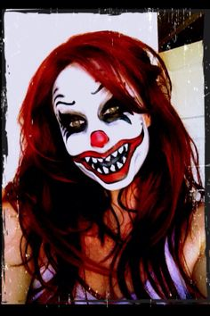 this year 2013 halloween clown get up jump suit heck yes!!!! SCARY 41dd135006009