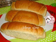 Pão caseiro fofinho - Espaço das delícias culinárias