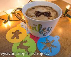 Kávové šablony / Návody na vyřezávání Cutting Plotter, Tableware, Dinnerware, Tablewares, Dishes, Place Settings