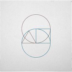 Geometric composition   #501 Comparative