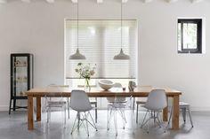 #bece #plisségordijnen #keuken #inspiratie www.bece.nl