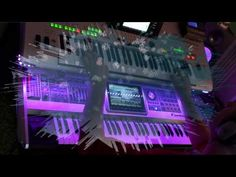 """A Beautiful Instrumental Version Of """"Silent Night"""" On The Yamaha Tyros 3 Keyboard And Rolan Keyboard On You Tube Yamaha Tyros, Roland Fantom, Silent Night, Christmas Music, Instrumental, Keyboard, Musicals, Cartoons, Cover"""