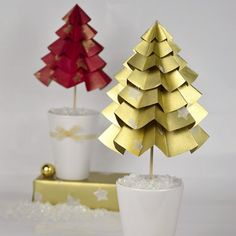 Easy and cute Christmas décor to display around your house for Christmas.
