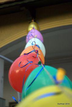 Balloons by dorfman