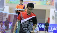 Dionysius Hayom Rumbaka throught to Final Badminton Sea Games 2013 Myanmar