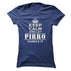 Nice It's an PIRRO thing, Custom PIRRO T-Shirts Check more at https://designyourownsweatshirt.com/its-an-pirro-thing-custom-pirro-t-shirts.html