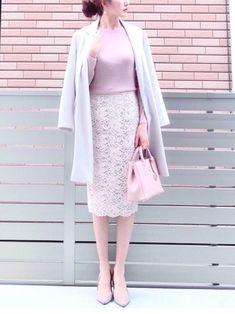 Pin by flossy fox on Fashion Cute Fashion, Modest Fashion, Skirt Fashion, Daily Fashion, Everyday Fashion, Fashion Dresses, Fashion Fashion, Corporate Attire, Business Attire