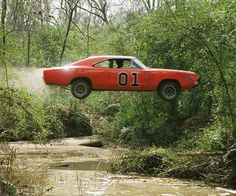 """Dukes of Hazard """"The General Lee"""""""