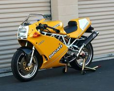 Ducati 900 superlight MK1