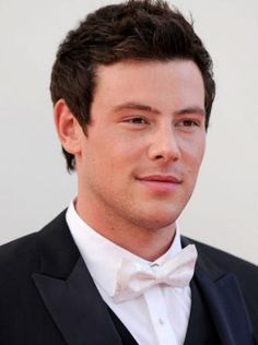 Cory Monteith. Sure, he looks a little dorky, but he's still good to look at. Not my typical kind of guy.
