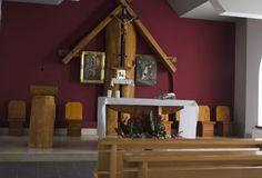 wnętrze kościoła św. Jacka oo. Dominikanów w Rzeszowie - kaplica Matki Bożej Różańcowej, fot. Marcin Mituś  #dominikanie #jacek #kościół #modlitwa #świątynia #Rzeszów #op