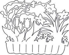 Bērnudārzā noderēs: Idejas Lieldienām, Logu dekori, Krāsojamās lapas